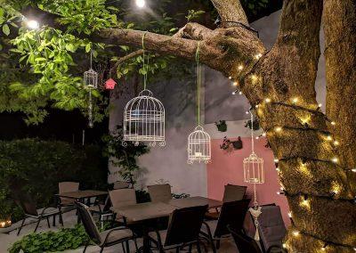 Ресторант Къщата на Ви градина